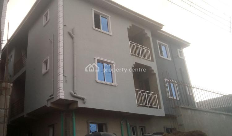 a Newly Built Spacious Miniflat Apartment for Lease, Onike, Yaba, Lagos, Mini Flat for Rent