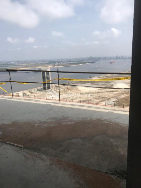 Luxury Tower Building of 4 Bedrooms Apartment, Azuri Towers, Eko Atlantic City, Lagos, Block of Flats for Sale