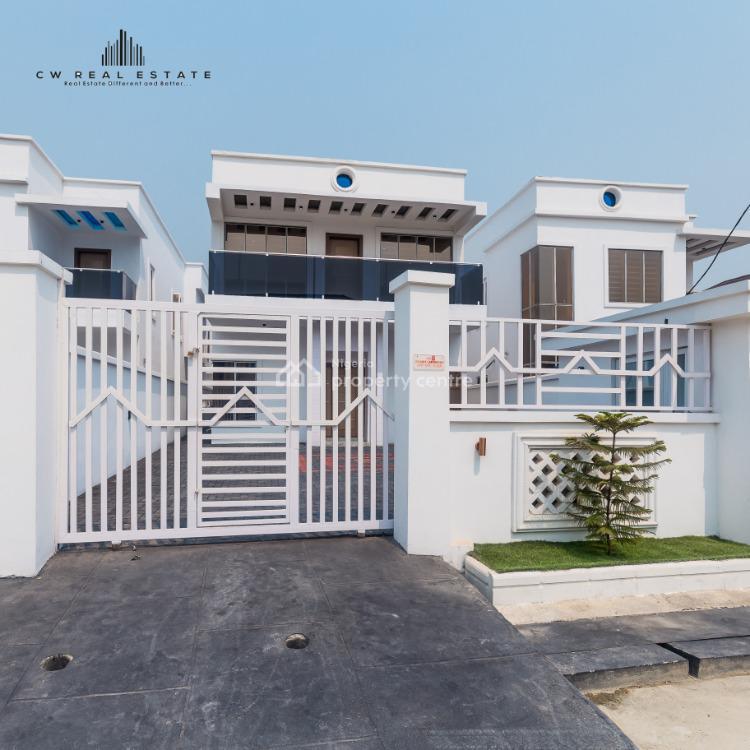 Stylish 5 Bedroom Detached House, Ajah, Lagos, Detached Duplex for Sale