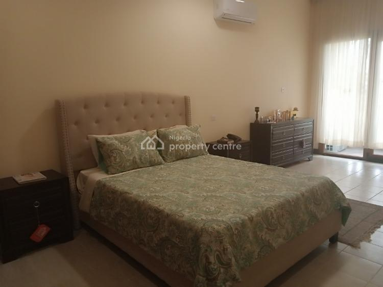 Executive 4 Bedrooms Fully Furnished Terraced with B/q, Off Bourdillion Road, Ikoyi, Lagos, Terraced Duplex for Rent