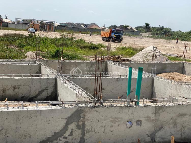 600 Sqm Land in Eminence Court, Bogije, Lekki/epe Expressway., Bogije, Ibeju Lekki, Lagos, Residential Land for Sale