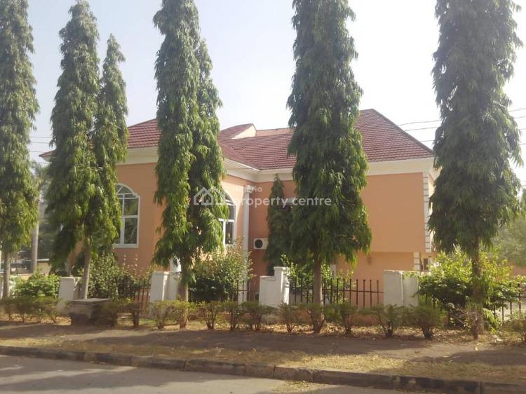 Eight (8) Bedrooms Fully Detached Duplex, Aso Villa, Maitama District, Abuja, Detached Duplex for Sale