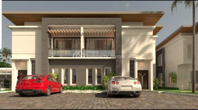 4 Bedroom Semi Detached Duplex., Before Stella Maris School, Life Camp, Abuja, Semi-detached Duplex for Sale