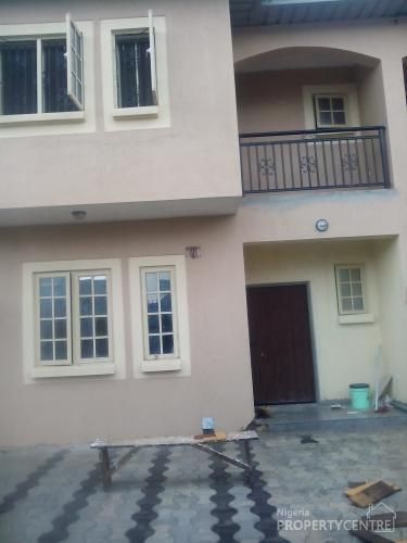 for rent 3 bedroom terraced duplex to let in ikota villa