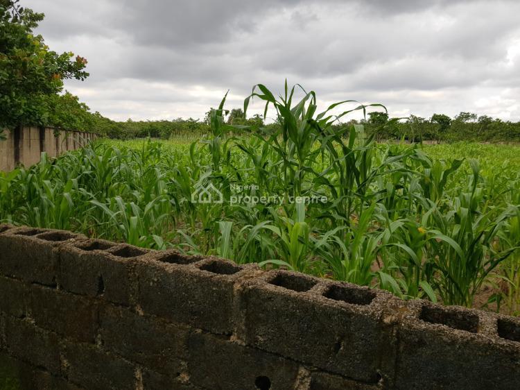 8400sqm Fenced Hotel Land, After Whiteplains School, Before Reedem Spring of Life Center, Dakibiyu, Abuja, Commercial Land for Sale