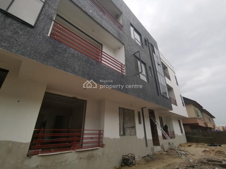 Luxury 2 Bedrooms Flat, Open Kitchen Concept, By Mega Chicken Estate, Ikota, Lekki, Lagos, Flat for Sale