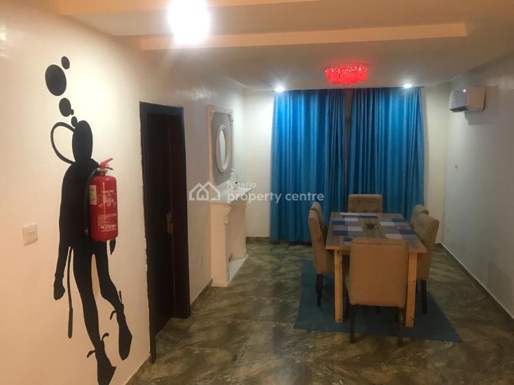 Tastefully Furnished 3 Bedroom Flat, Victoria Island (vi), Lagos, Flat Short Let