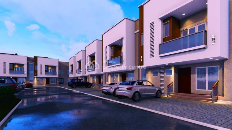 4 Bedrooms Terrace with a Room Bq Off Plan, Gwarinpa, Abuja, House for Sale