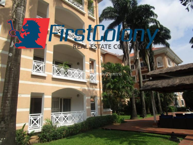 Upscale, Ample 3 Bedroom Luxury Apartment with Great Facilities, Off Glover Road, Old Ikoyi, Ikoyi, Lagos, Flat for Rent
