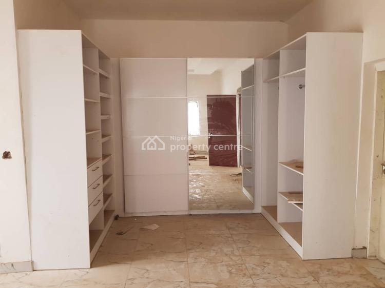 Upscale & Immaculate Designed 5 Bedroom Duplex + Penthouse, By Games Village Near Area 1 Roundabout, Garki, Abuja, Detached Duplex for Sale