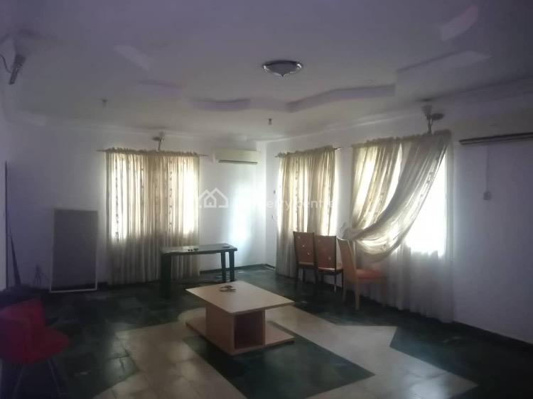 Fantastic 5 Bedroom Serviced Twin Duplexes + 2 Rooms Bq Each,with Pool, Maitama District, Abuja, Detached Duplex for Rent