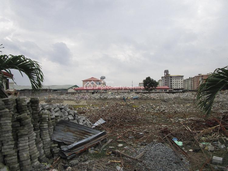 6800 Sqaure Meters Commercial Plot of Land, Ikate Elegushi, Lekki, Lagos, Commercial Land for Sale