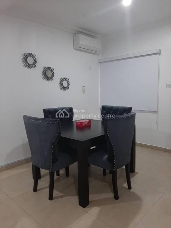 Aesthetic 3 Bedrooms Apartment with Pool, Off Freedom Way, Lekki Phase 1, Lekki, Lagos, Flat Short Let