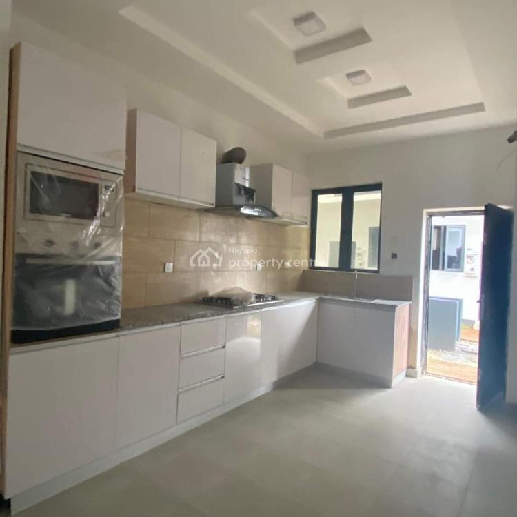 4 Bedroom Terrace Duplex with Swimming Pool & Gym in a Serviced Estate, Domino Pizza, Opp, Agungi., Agungi, Lekki, Lagos, Terraced Duplex for Sale