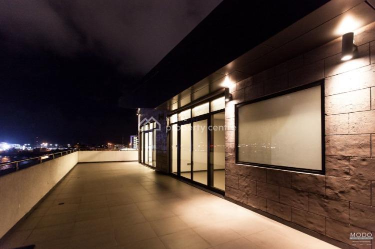 Upscale 4 Bedroom Waterside Apartment, Ikoyi, Lagos, Flat for Rent