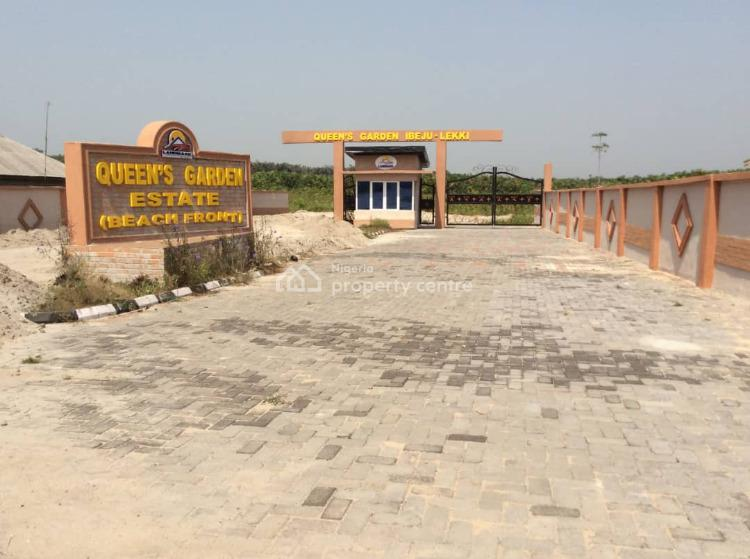 Affordable Land with Excision, Queens Gardens Opposite Eleko Beach, Ibeju Lekki, Lagos, Mixed-use Land for Sale