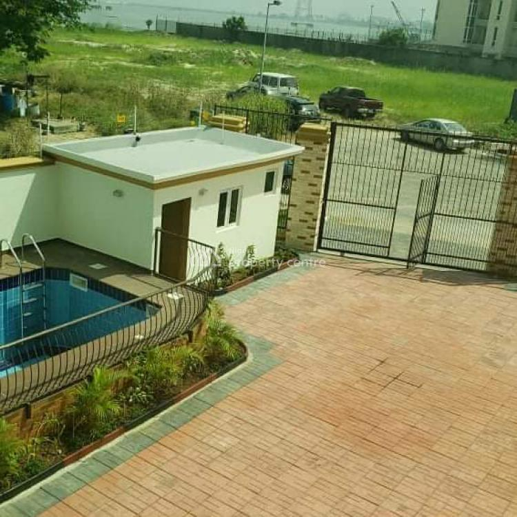 Massive 6 Bedroom with 2 Bedroom with Ac in All Rooms, Fitted Kitchen, Banana Island, Ikoyi, Lagos, Detached Duplex for Sale