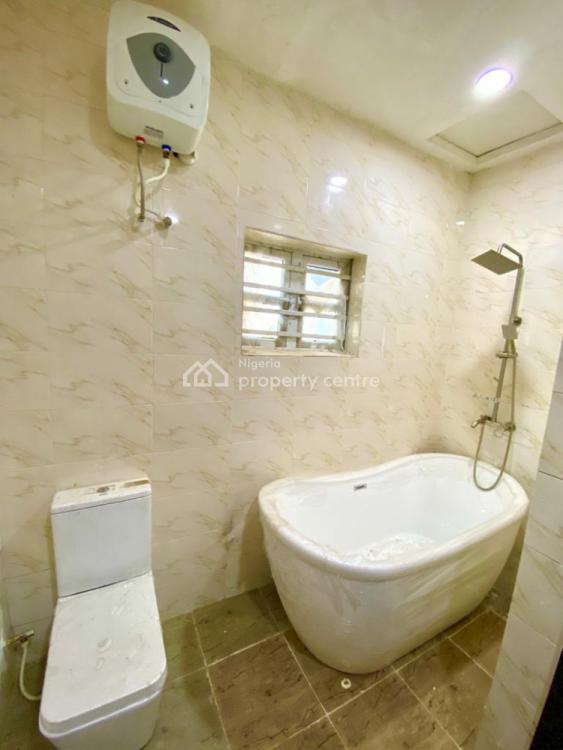 Newly Built and Well Finish Luxury Semi Detach Duplex with Swimming Pool, Ajah, Lagos, Semi-detached Duplex for Sale