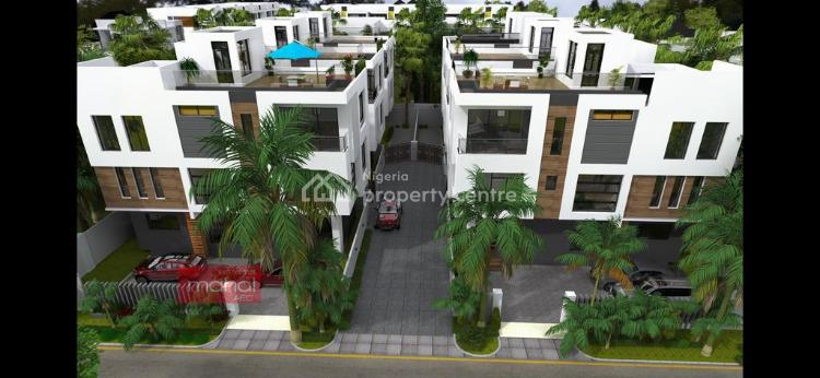 Luxury 5 Bedroom Duplex with Excellent Facilities, Ikate Elegushi, Lekki, Lagos, Detached Duplex for Sale