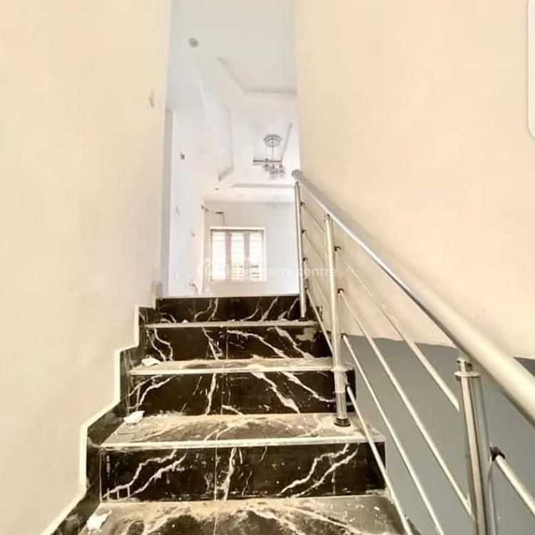 4 Bedroom Terrace House, Nestled Within a Serene & Security, Second Tall Gat, Lekki, Lagos, Terraced Duplex for Sale