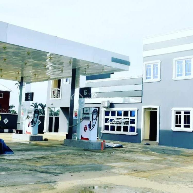 Brand New Classic Filling Station, Airport Road Igwuruta, Ikwerre, Rivers, Filling Station for Sale