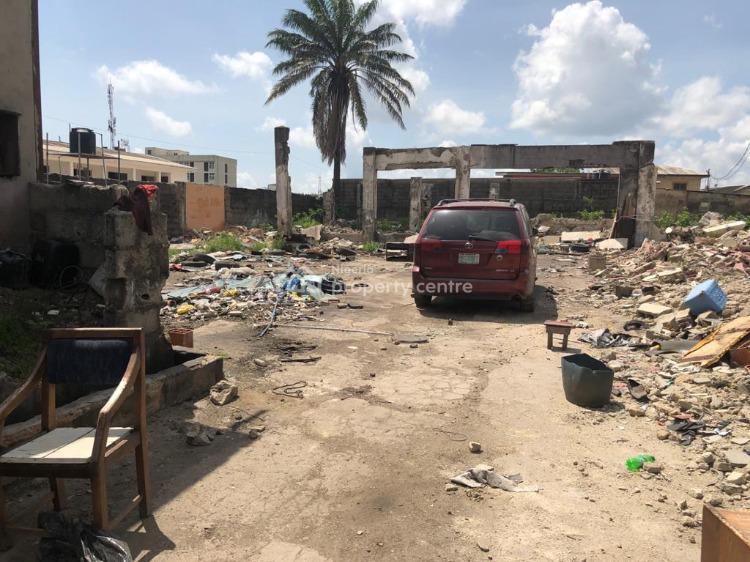 1,000 Square Meters Land ( 2 Plots of Land), Industrial Avenue, Off Herbert Macaulay Way., Sabo, Yaba, Lagos, Mixed-use Land for Sale