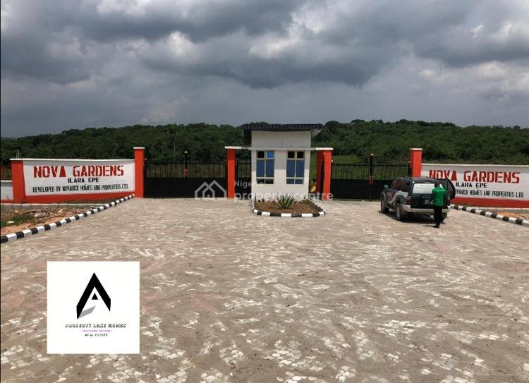 Dry and Developed Estate Land, Epe, Lagos, Residential Land for Sale