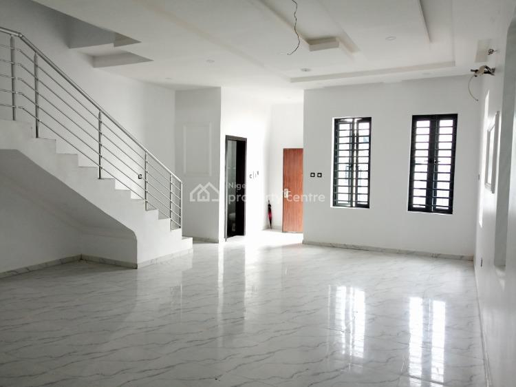 Unique, Semi-detached, 4 Bedroom Duplex with a Bq, Ikota Villa Estate, Ikota, Lekki, Lagos, Semi-detached Duplex for Sale