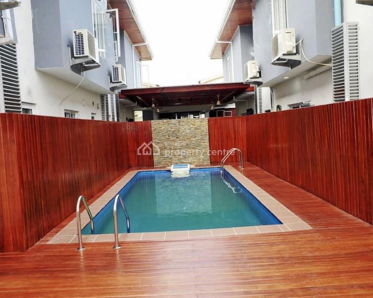 Contemporary and Urban 2 Bedroom  Pool and  Lounge, Off Chris Madueke Street, Lekki Phase 1, Lekki, Lagos, Flat Short Let
