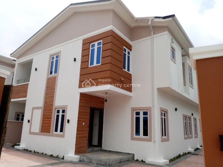 Luxuriously Built 5 Bedrooms Fully Detached Duplex with Bq, Ajah, Lagos, Detached Duplex for Sale