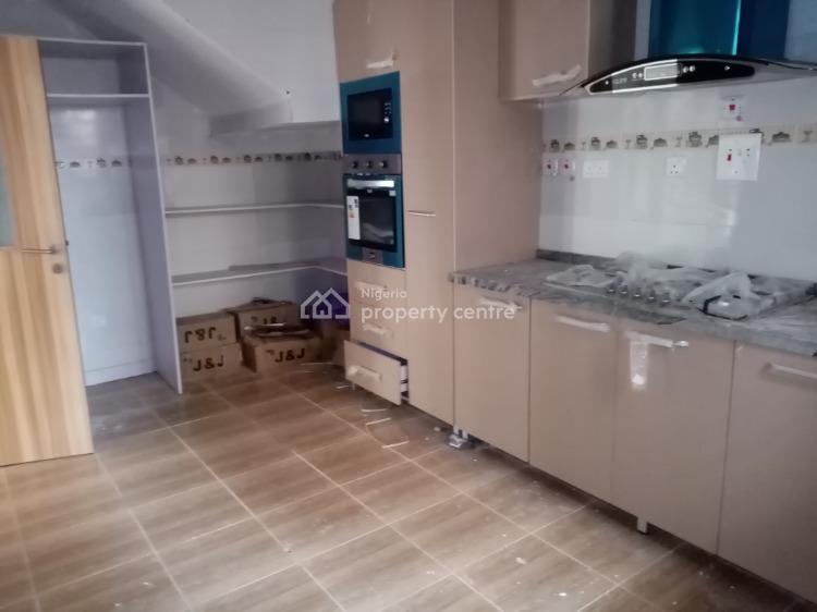 Luxury 4 Bedroom Semi Detached Duplex with Bq., Lekki, Lagos, Semi-detached Duplex for Sale