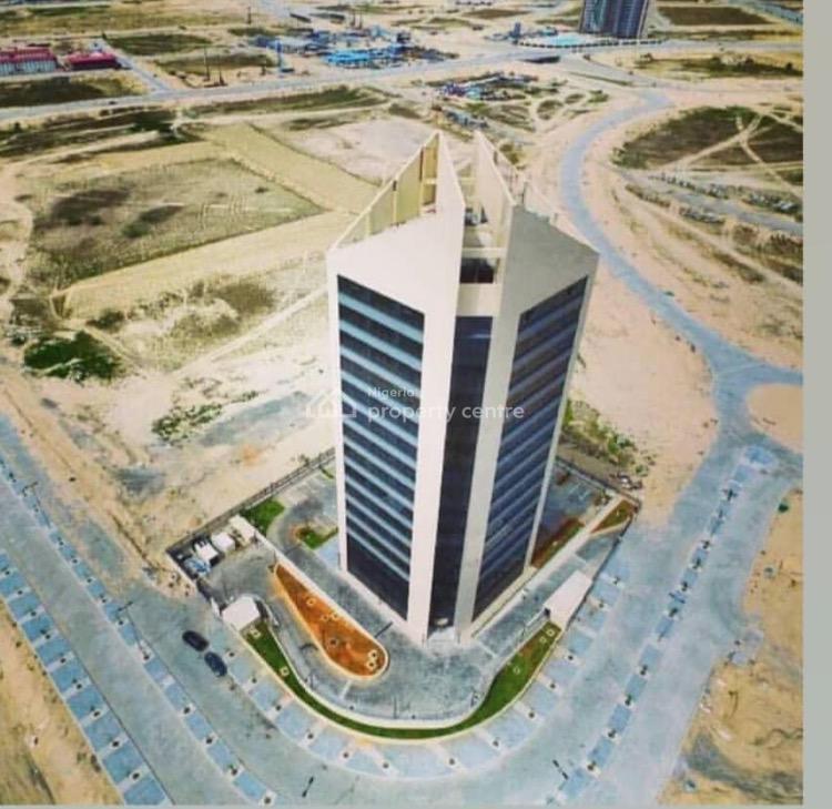 Luxury 15 Floors Highrise Open Plan Office Towers, Eko Atlantic City, Victoria Island (vi), Lagos, Office Space for Sale