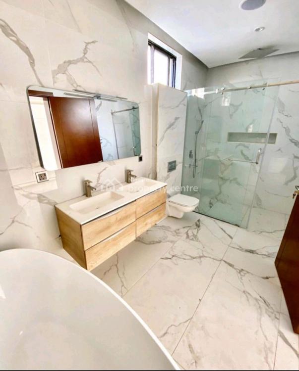 Stunning 4 Bedroom Detached House in a Lovely Estate, Pinnock  Beach Estate, Osapa, Lekki, Lagos, Detached Duplex for Sale