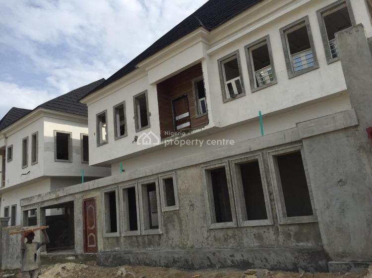 Luxury 3 Bedroom Terrace., Romax Homes, Beside Vgc Lekki., Ajah, Lagos, Terraced Duplex for Sale