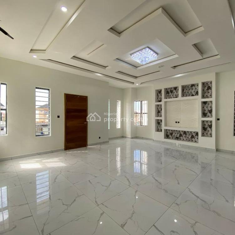 Lovely 5 Bedroom Detached Duplex, Chevron, Lekki, Lagos, Detached Duplex for Sale