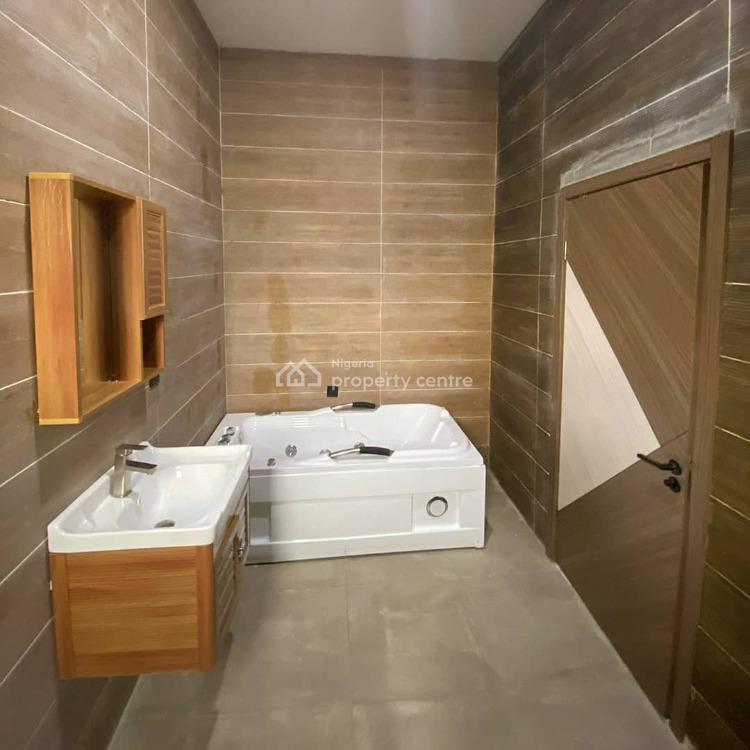 Newly Built 4 Bedroom Semi-detached Duplex with Bq, Ikota, Lekki, Lagos, Semi-detached Duplex for Sale