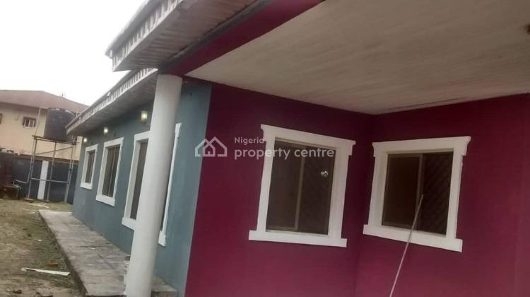 4 Bedroom Detached Bungalow, Gated Estate Badore Road., Ajah, Lagos, Detached Bungalow for Rent