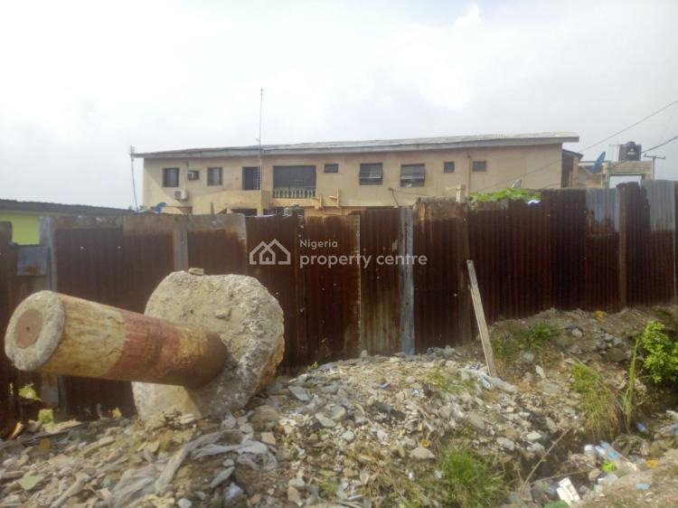 300sqm Very Solid Residential Land with Very High Return on Investment, Adio Street, Gbagada New Garage, Bariga-oworonshonki, Shomolu, Lagos, Residential Land for Sale