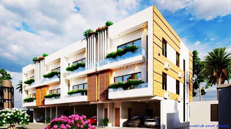 5 Bedroom Luxury Terrace, Off Plan. Video Included for More Details, Opposite Corona International School, Abijo, Lekki, Lagos, Terraced Duplex for Sale