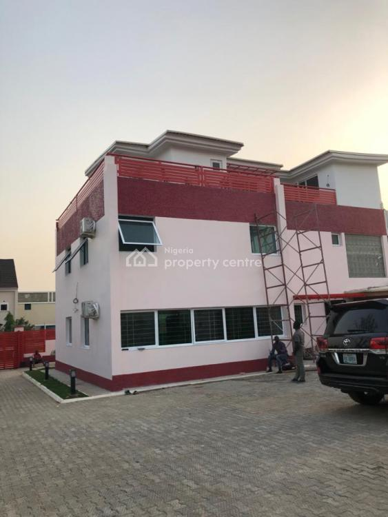 Newly Built Luxurious Serviced Duplex, Off Becca Apartments, By Diplomatic Enclave, Katampe Extension, Katampe, Abuja, Detached Duplex for Sale