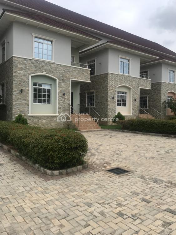 Luxurious Duplex, Off Becca Apartments By Diplomatic Zone, Katampe Extension, Katampe, Abuja, Terraced Duplex for Rent