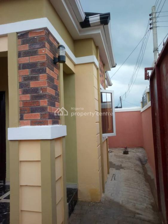 Newly Built 4 Bedroom Bungalow with C of O, Area L, World Bank, Owerri, Imo, Detached Bungalow for Sale