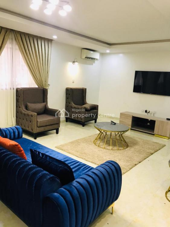 Luxurious 2 Bedroom with Two Living Rooms, Off Queens Drive, Ikoyi, Lagos, Flat Short Let