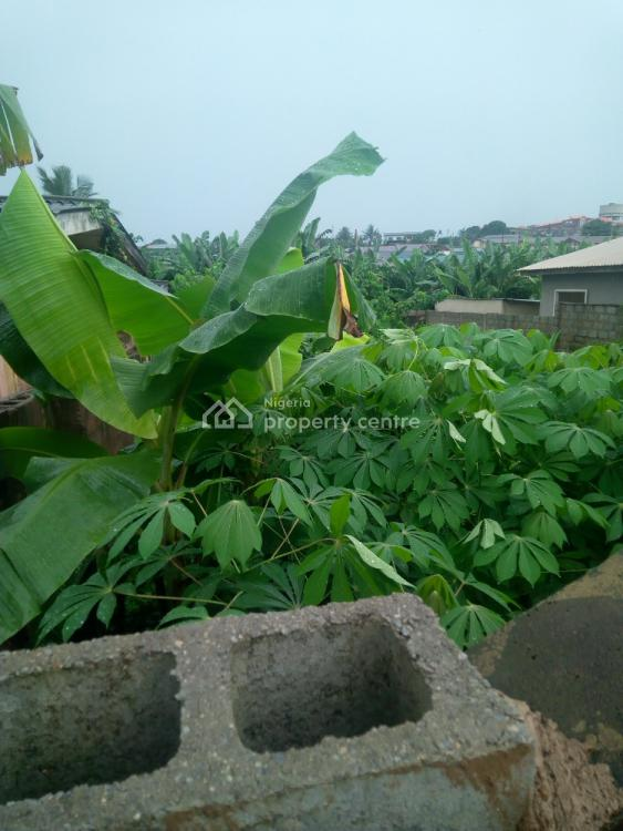 385sqm Fenced and Gated Land on Tarred Road., Otunba Frank Aremu Street, Ashi, Ibadan, Oyo, Residential Land for Sale
