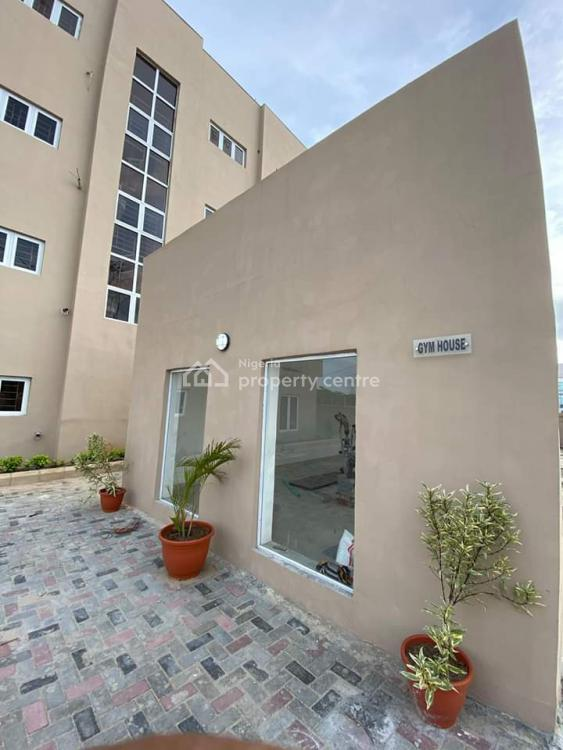New 3 Bedroom Flats with Gym and Pool, Lekki Phase 1 1st Round About, Lekki Phase 1, Lekki, Lagos, Flat for Sale