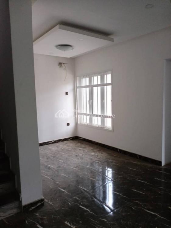 4 Bedroom Duplex with a Room Bq., Off Salvation Street., Opebi, Ikeja, Lagos, Terraced Duplex for Sale