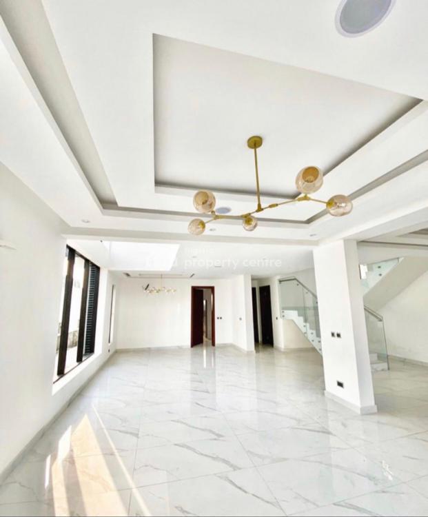 Luxury 4 Bedroom Detached House., Pinnock Beach Estate., Lekki, Lagos, Detached Duplex for Sale