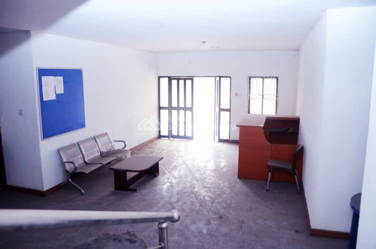 Office Building with 23 Offices on 4 Acres of Fenced Land., Along Dsc Express Way, Ebrumede, Near Ugbomoro, Just Before Otokutu/ U, Warri, Delta, Commercial Property for Sale