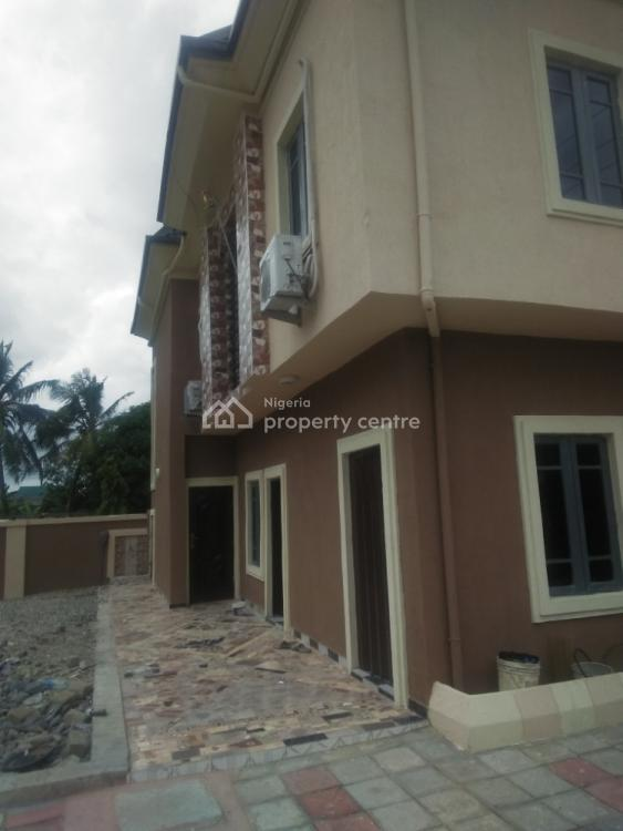 2 Bedroom Flat, Peace Estate, Twins Fajia Supermarket, Iba, Ojo, Lagos, Flat for Rent