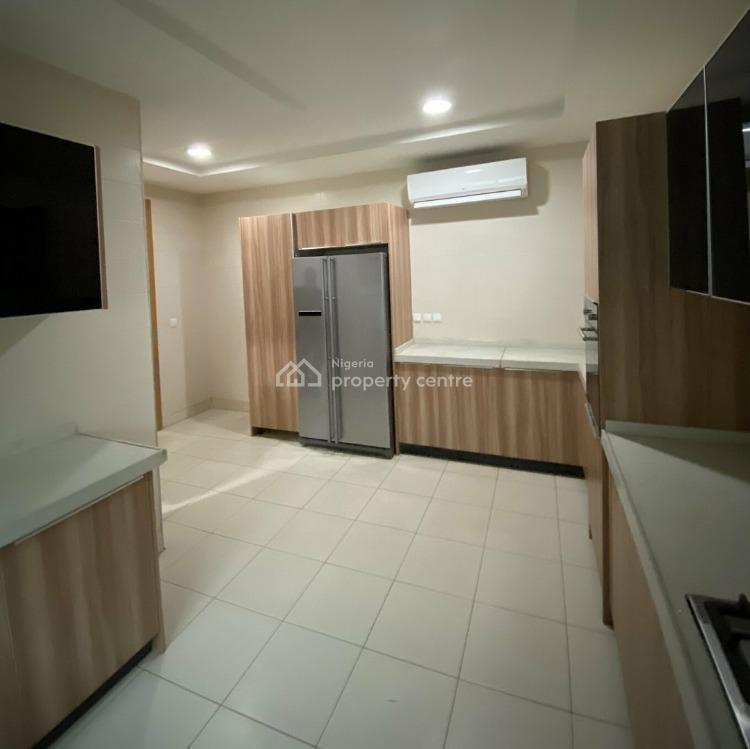 3 Bedroom Serviced Apartment, Ikoyi, Lagos, Flat for Rent